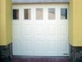 Garážová vrata posuvná do boku